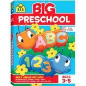 Amazon: School Zone Big Preschool Workbook $5.02 (Reg. $12.99)