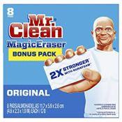 Amazon: 9 Count Mr. Clean Magic Eraser Original as low as $4.85 (Reg. $7.99)...