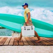 Amazon: YETI Roadie 20 Cooler, White $199.99 (Reg. $399.98) + Free Shipping