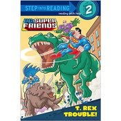 Amazon: T. Rex Trouble! (DC Super Friends) $0.94 (Reg. $4.99)