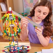 Amazon: K'NEX Education - STEM Explorations: Swing Ride Building Set $19.99...