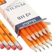 Amazon: 196 Pcs Madisi Wood-Cased #2 HB Pencils $14.99 (Reg. $19)