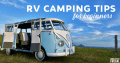 Rving for beginners