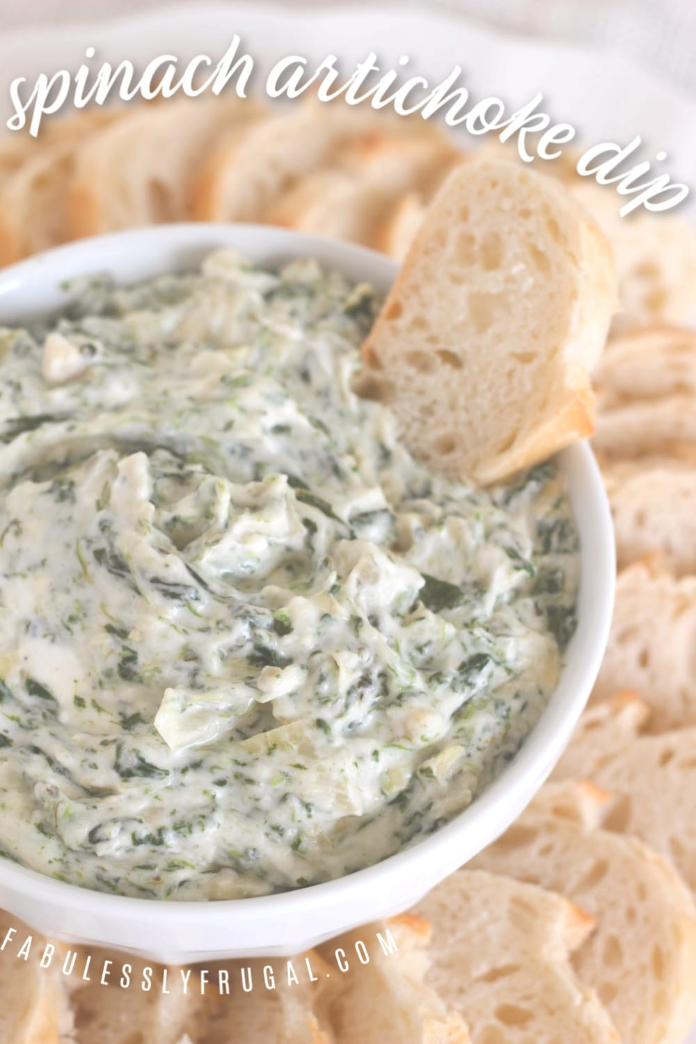 spinach artichoke dip recipe with alfredo sauce