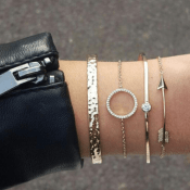 Amazon: Set of 4 Bracelets $1.48 (Reg. $10) + Free Shipping