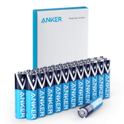 Amazon: 24 Pack Anker Alkaline AAA Batteries as low as $11.04 (Reg. $12.99)...