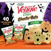 Amazon: 40 Count Garden Veggie Ghost and Bats Veggie Snacks $11.98 (Reg....