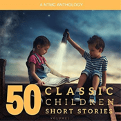 Amazon: 50 Classic Children's Short Stories Audible Audiobook $0.82 (Reg....