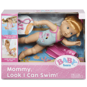 Amazon: BABY born MOMMY, Look I Can Swim! $9 (Reg. $34.99)