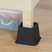Walmart: CreativeWare Adjustable Bed Riser System $9.98 (Reg. $14.96)