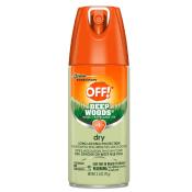 Amazon: OFF! Deep Woods Dry Aerosol, 2.5 Ounce $2.61 (Reg. $4.99)