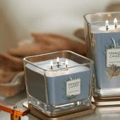 Amazon: Yankee Candle Company 3-Wick Square Candle, Medium $8 (Reg. $19.99)