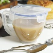 Amazon: 1-Liter Measuring Bowl with Leakproof Lid $3.77 (Reg.$6.72) -...