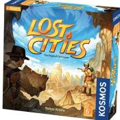 Amazon: Lost Cities Card Game $8.99 (Reg. $19.99)