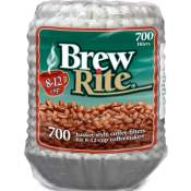 Amazon: 700 Pcs Brew Rite Coffee Filters $2.98 (Reg. $9.66)