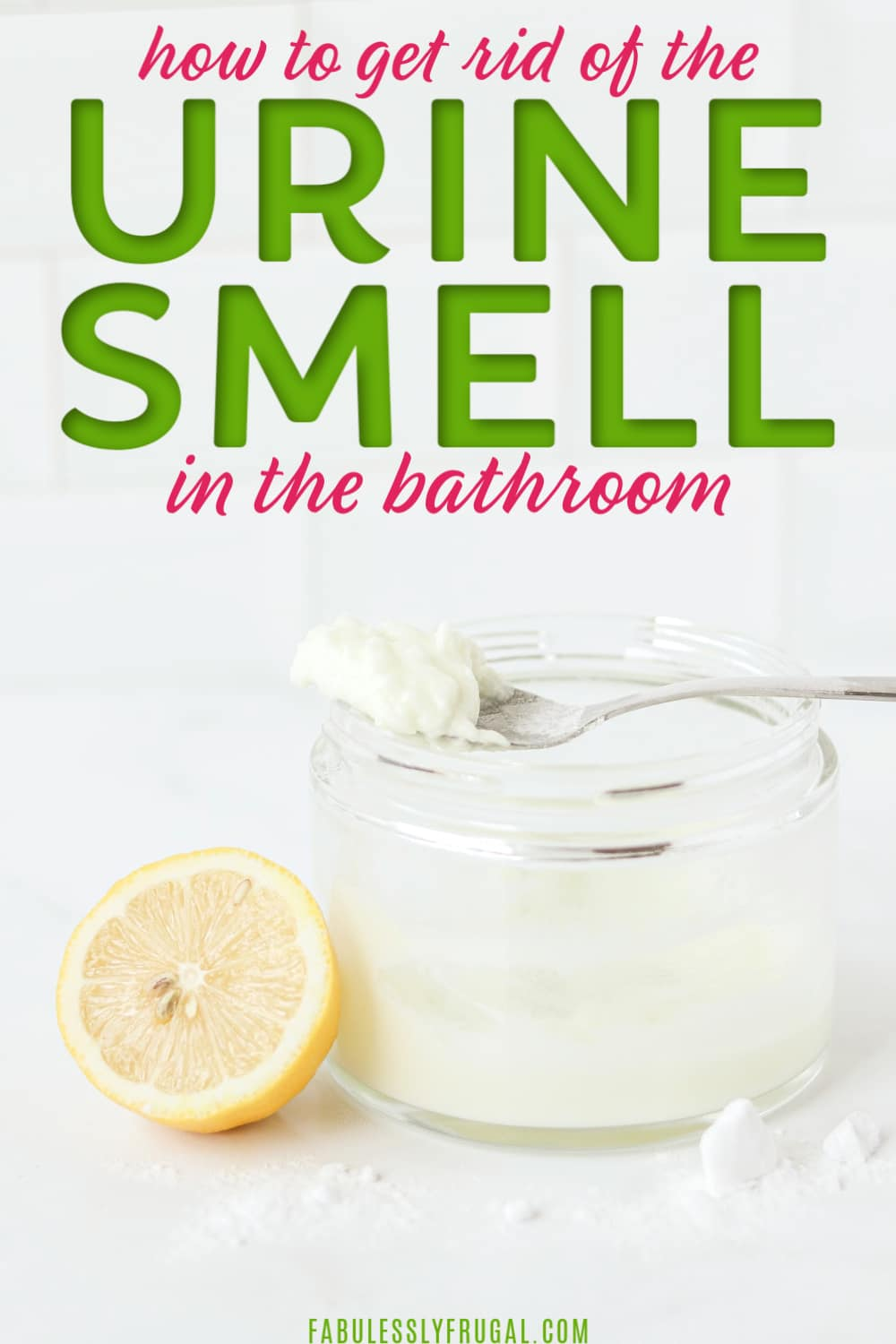 How to get rid of toilet odor