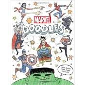 Amazon: Marvel Doodles (Doodle Book) $5.01 (Reg. $12.99)
