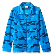 Amazon: Columbia Boys' Zing Iii Fleece, Blue Camo, X-large $8.16 (Reg....