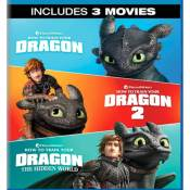 Amazon: How To Train Your Dragon Trilogy Collection $24.99 (Reg. $49.98)