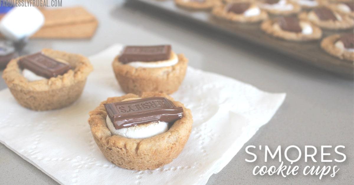 Smores cookie recipe