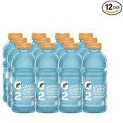 Amazon: 12 Pack Gatorade G2 Thirst Quencher, Glacier Freeze as low as $5.60...