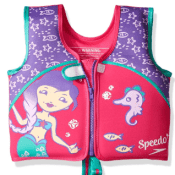 Amazon: Speedo Kids' UPF 50+ Begin to Swim Classic Swim Vest $12.49 (Reg....