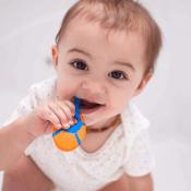 Amazon: 4 Pack Orange Baby & Toddler Toothbrush Set $6.19 (Reg. $10)