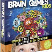 Amazon: Brain Games Kids – Warning! This Game Will Blow Your Mind! $8.99...