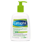 Amazon: Cetaphil Daily Advance Ultra Hydrating 16-Ounce Lotion as low as...
