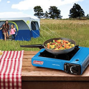 Amazon: Coleman Portable Butane Stove with Carrying Case $19.99 (Reg.$29.99)