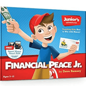 Amazon: Dave Ramsey's Financial Peace Junior Kit for Kids $8.98 (Reg....