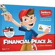 Amazon: Dave Ramsey's Financial Peace Junior Kit for Kids $8.98 (Reg....