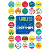 Amazon: I Adulted! Stickers for Grown-Ups $5.47 (Reg. $14.95)