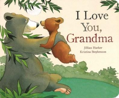 I Love You Grandma Picture Board Books