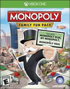 Monopoly Video Game