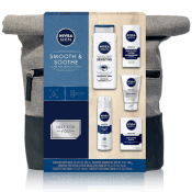 Amazon Cyber Week! NIVEA Men's 5 Full Size Grooming Items + Travel Bag...