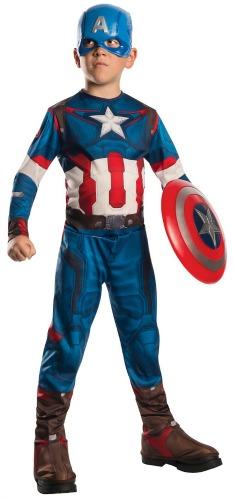 Rubie's Costume Avengers 2 Age of Ultron Child's Captain America Costume