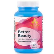 Amazon: Better Beauty Hair, Skin and Nails Supplement as low as $4.95 (Reg....