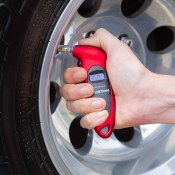 Amazon: Instant Read Digital Tire Gauge With Lighted Nozzle $6.65 (Reg....