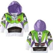 Amazon: Disney Little Boys' Buzz Lightyear Hoodie $14.97 (Reg.$30)...