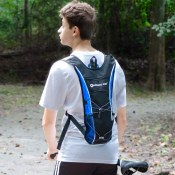 Amazon: Aquatic Way Hydration Backpack with 2 Liter Water Bladder $14.99...