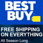 Best Buy Is Offering Up FREE Shipping on ALL Orders through December 25th