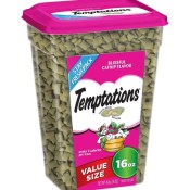 Amazon: Temptations Classic Treats for Cats 16oz as low as $7.63 (Reg....