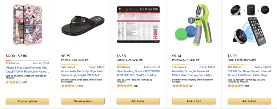 10 Amazon Lightning Deals Tips and Tricks - Fabulessly Frugal