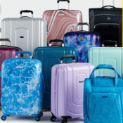 Kohl's Black Friday! American Tourister Luggage, All Sizes as low as $25.99...