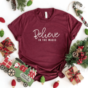 Believe in the Magic and Farm Fresh Christmas Trees Shirts from Only $11...