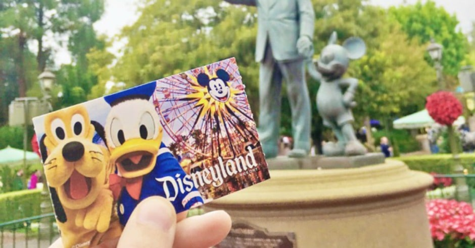 Why you should go to disneyland