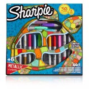 Target Black Friday! 38-Count Sharpie Permanent Marker Set with 6 Bonus...