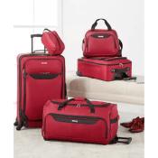 Macy's Black Friday! 5-Pc Springfield III Luggage Set $49.99 (Reg. $240)...