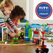 Today Only! Amazon Black Friday! 75+ Fisher-Price Building and Wooden Track...
